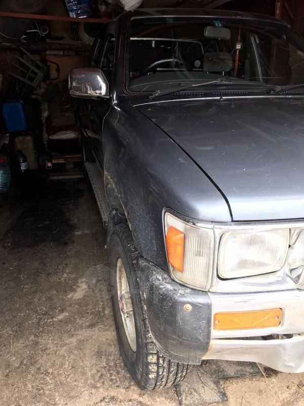 Toyota Hilux Pick Up, 1991 год, 520 000 руб.