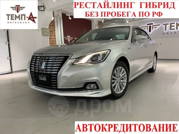 Toyota Crown, 2016 год, 1 550 000 руб.