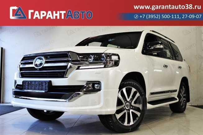 Toyota Land Cruiser, 2020 год, 6 365 000 руб.