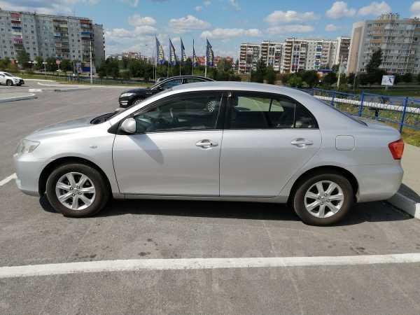 Toyota Corolla Axio, 2006 год, 480 000 руб.
