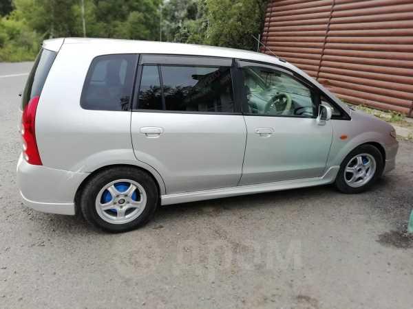 Mazda Premacy, 2001 год, 210 000 руб.