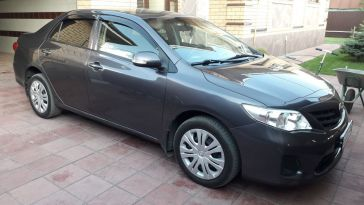 Орск Corolla 2011