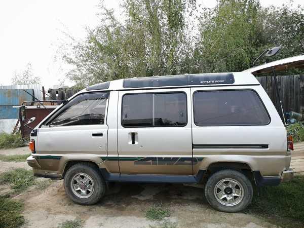 Toyota Lite Ace, 1987 год, 100 000 руб.