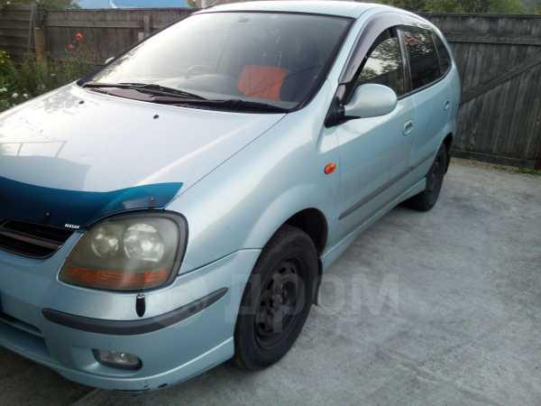 Nissan Tino, 1999 год, 190 000 руб.
