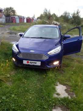 Баранчинский Ford Focus 2018