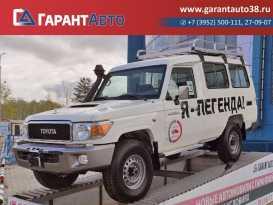 Иркутск Land Cruiser 2019