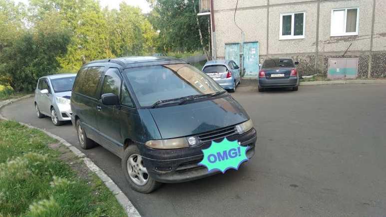Toyota Estima Lucida, 1994 год, 120 000 руб.