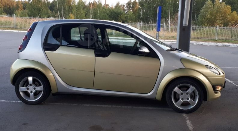 Smart Forfour, 2004 год, 325 000 руб.