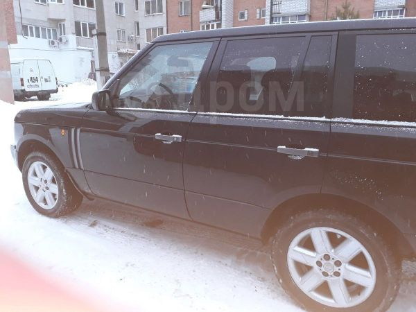 Land Rover Range Rover, 2005 год, 460 000 руб.