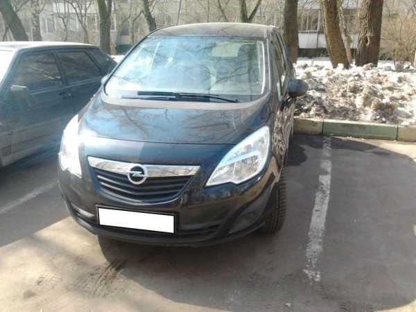 Opel Meriva, 2012 год, 445 000 руб.