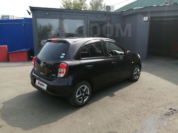 Nissan March, 2010 год, 260 000 руб.