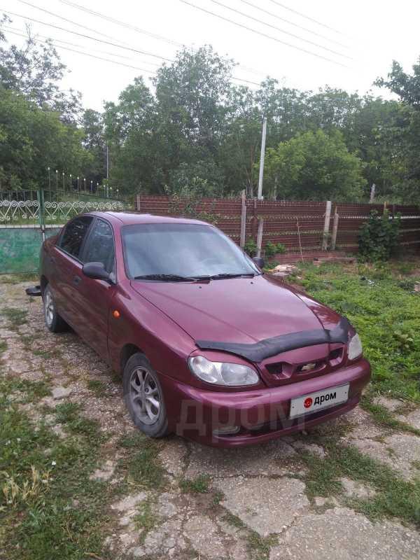 Chevrolet Lanos, 2008 год, 83 000 руб.