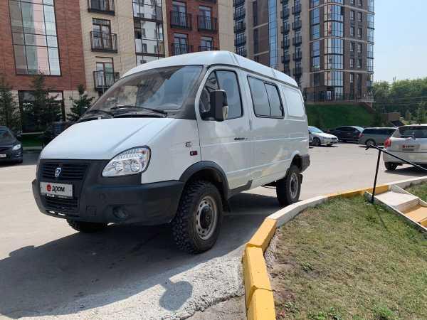 ГАЗ 2217, 2019 год, 739 000 руб.