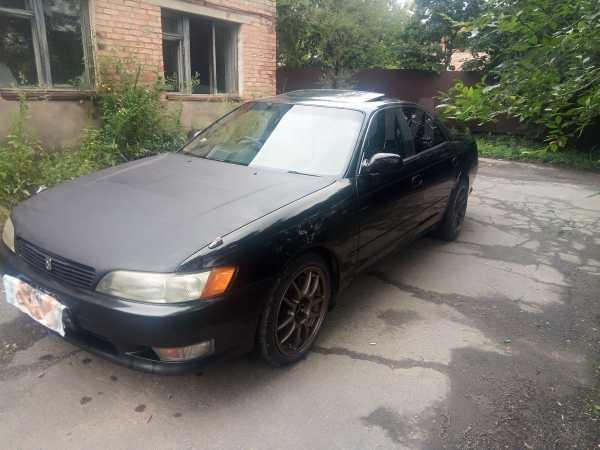 Toyota Mark II, 1993 год, 430 000 руб.