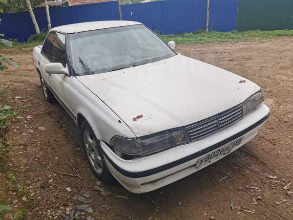Toyota Mark II, 1988 год, 69 000 руб.