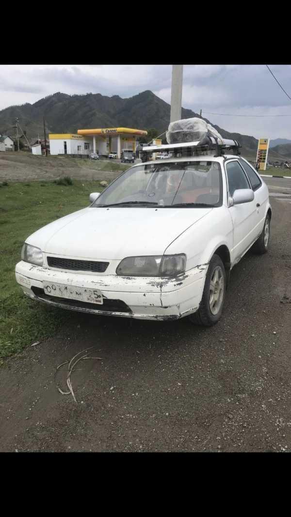 Toyota Tercel, 1995 год, 125 000 руб.