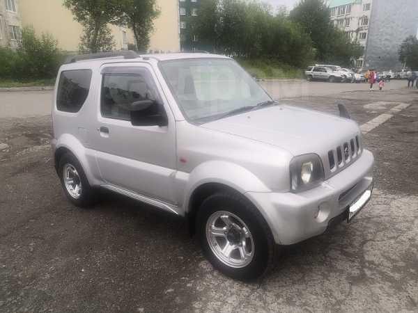 Suzuki Jimny, 1998 год, 350 000 руб.