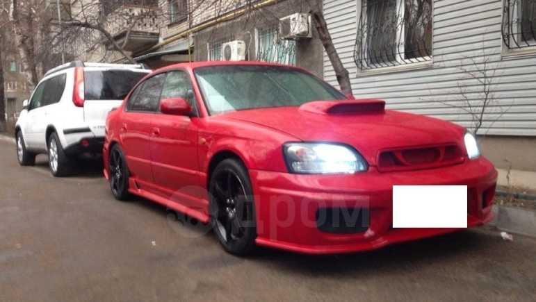 Subaru Legacy B4, 2000 год, 540 000 руб.