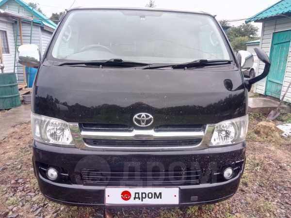 Toyota Regius Ace, 2009 год, 950 000 руб.