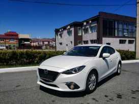 Находка Mazda Axela 2014
