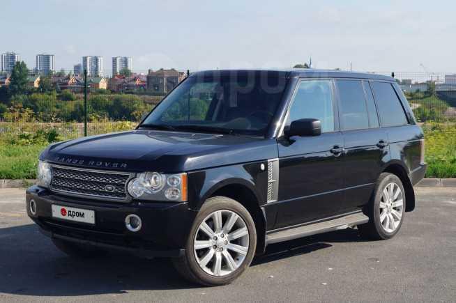 Land Rover Range Rover, 2005 год, 850 000 руб.