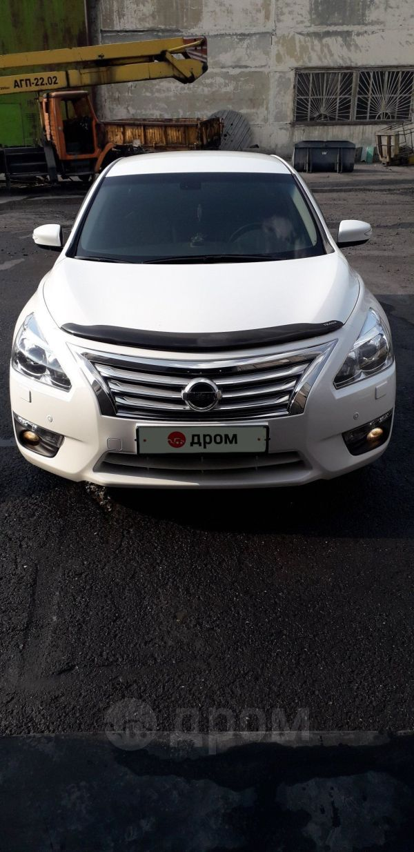 Nissan Teana, 2015 год, 1 020 000 руб.