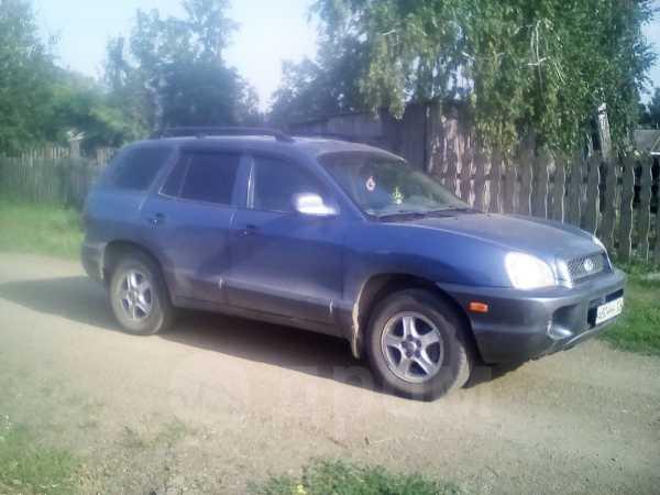 Hyundai Santa Fe, 2002 год, 370 000 руб.