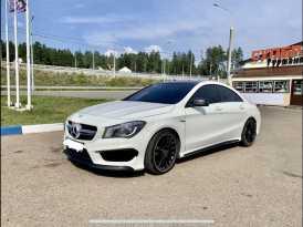 Иркутск CLA-Class 2015