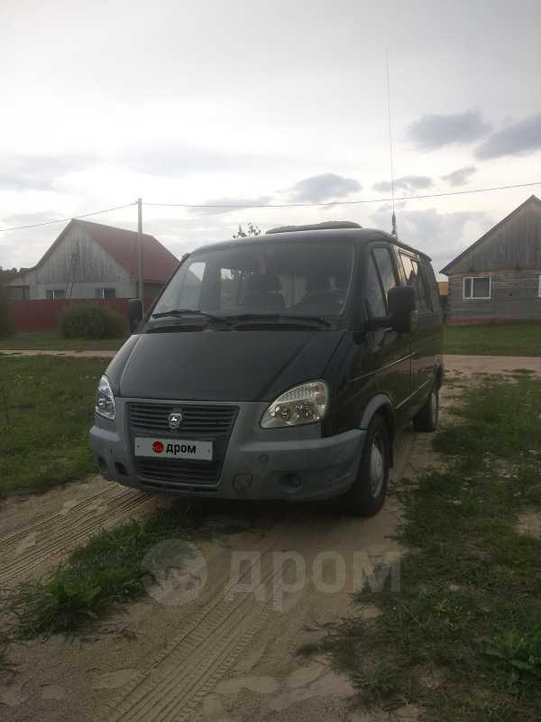 ГАЗ 2217, 2010 год, 240 000 руб.