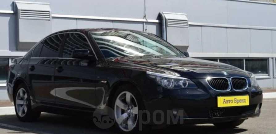 BMW 5-Series, 2009 год, 735 000 руб.