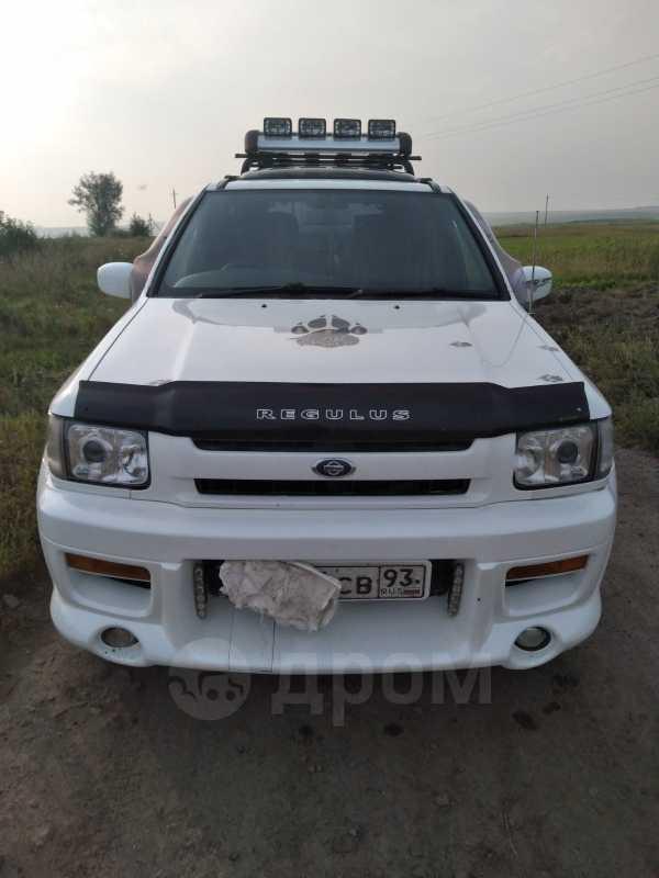 Nissan Terrano Regulus, 1997 год, 500 000 руб.