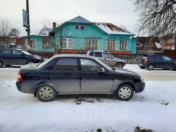 Лада Приора, 2007 год, 125 000 руб.