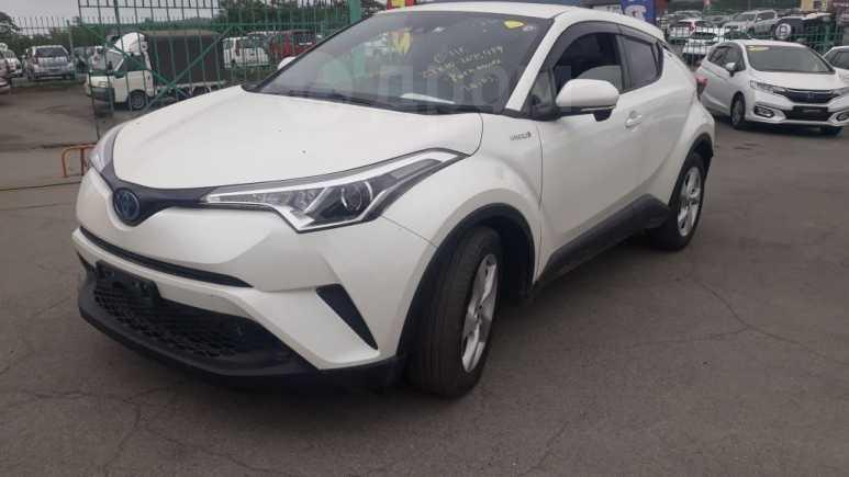 Toyota C-HR, 2017 год, 1 550 000 руб.