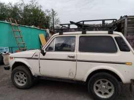 Воркута 4x4 2121 Нива 1994