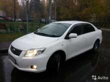 Брянск Corolla Axio 2009