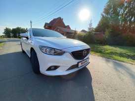 Омск Mazda6 2013