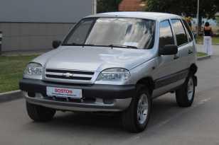 Волгоград Niva 2006