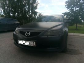 Великий Новгород Mazda Mazda6 2007