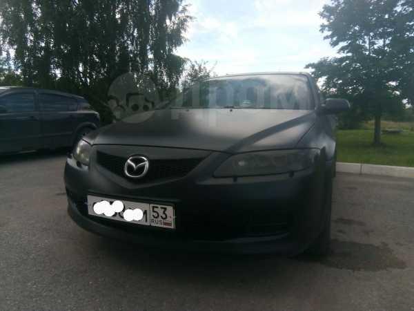 Mazda Mazda6, 2007 год, 260 000 руб.