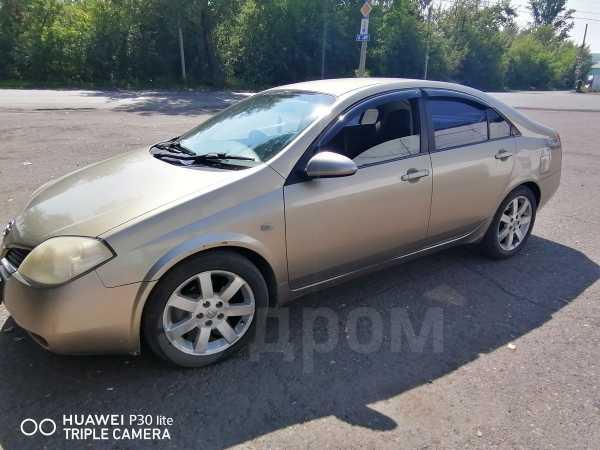 Nissan Primera, 2001 год, 215 000 руб.