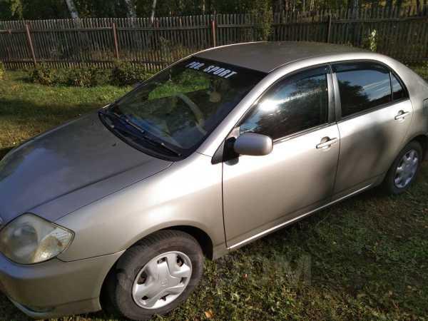 Toyota Corolla, 2000 год, 275 000 руб.