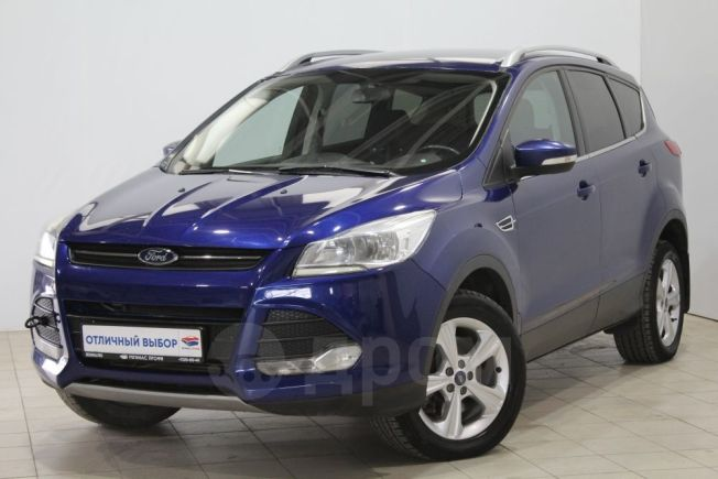 Ford Kuga, 2015 год, 802 000 руб.