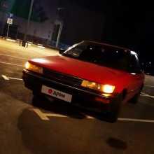 Волгоград Corolla 1989