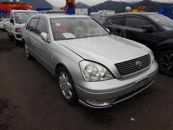 Toyota Celsior, 2001 год, 460 000 руб.