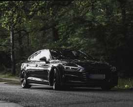 Владивосток Audi A5 2016