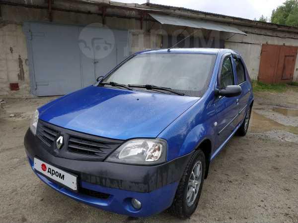 Renault Logan, 2008 год, 199 999 руб.
