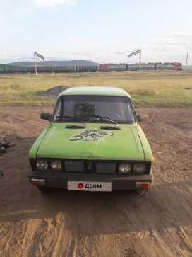 Улан-Удэ 2106 1985
