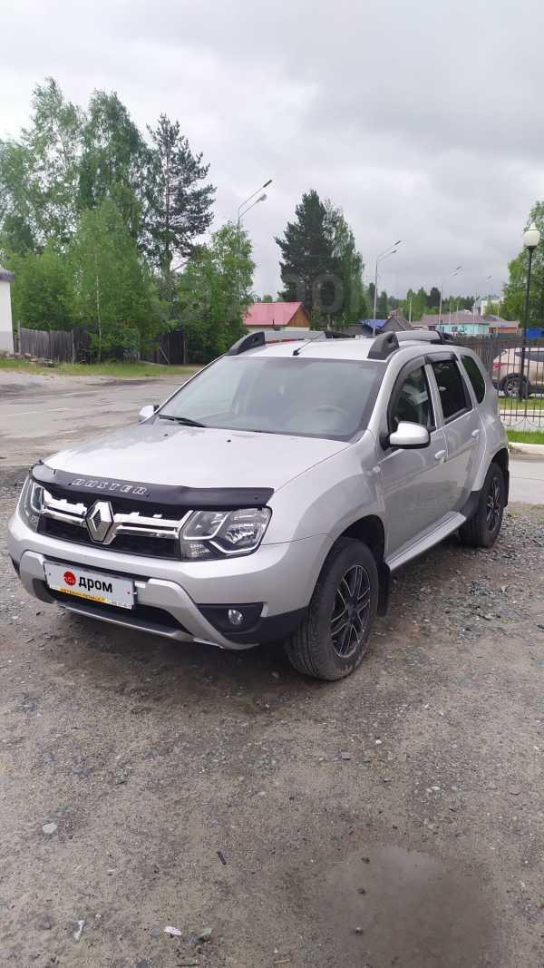 Renault Duster, 2018 год, 930 000 руб.
