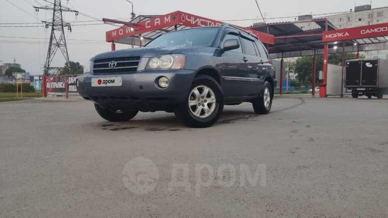 Toyota Highlander, 2003 год, 630 000 руб.