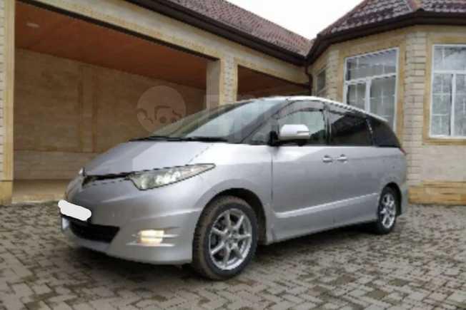 Toyota Estima, 2007 год, 600 000 руб.